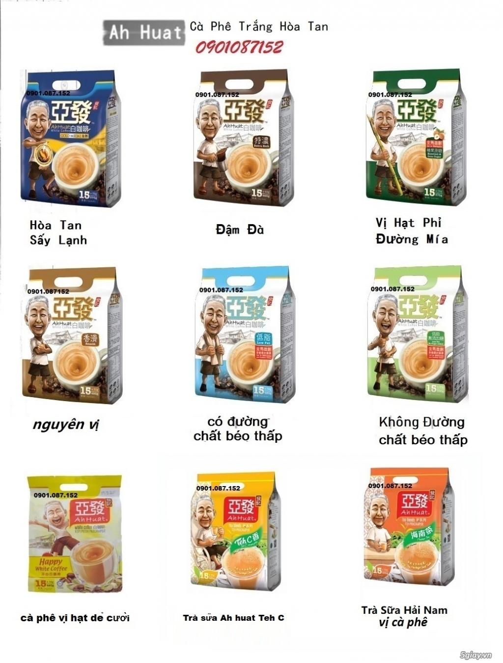 Ahhuat White Coffee Malaysia