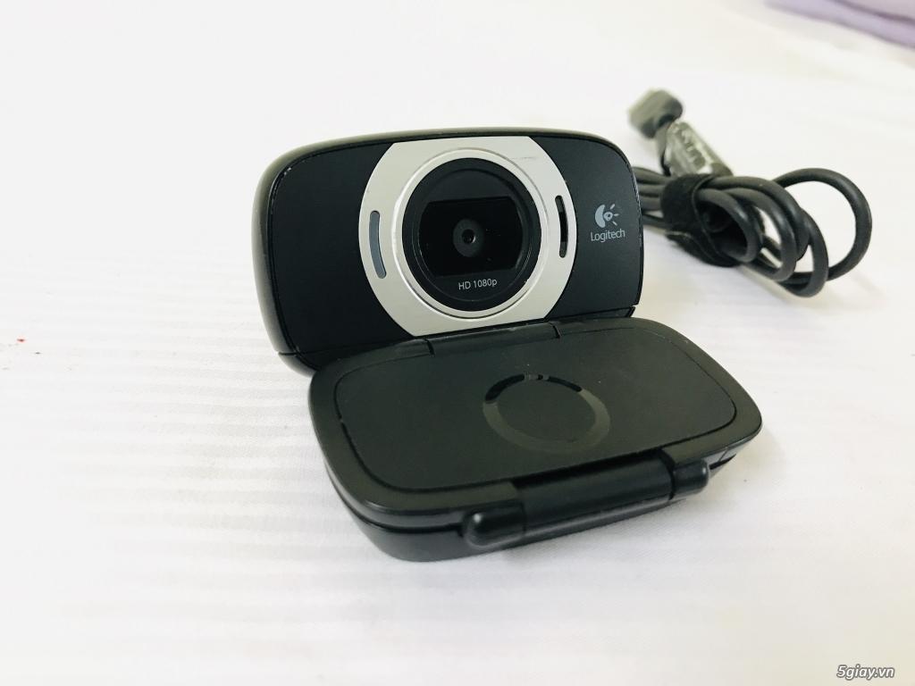 Webcame chuyên Livestream Full HD Logitech - 1
