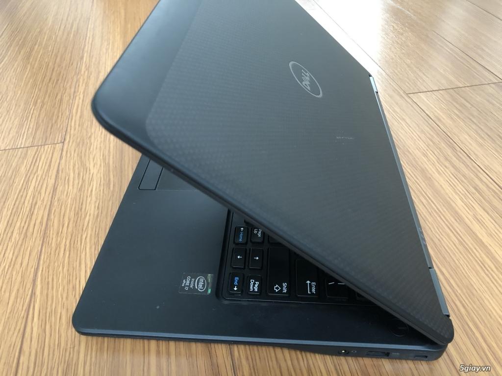 Dell 7450 Carbon (i7-5600U / 8GB / 256GB SSD / 14 FHD Cảm Ứng) - 3