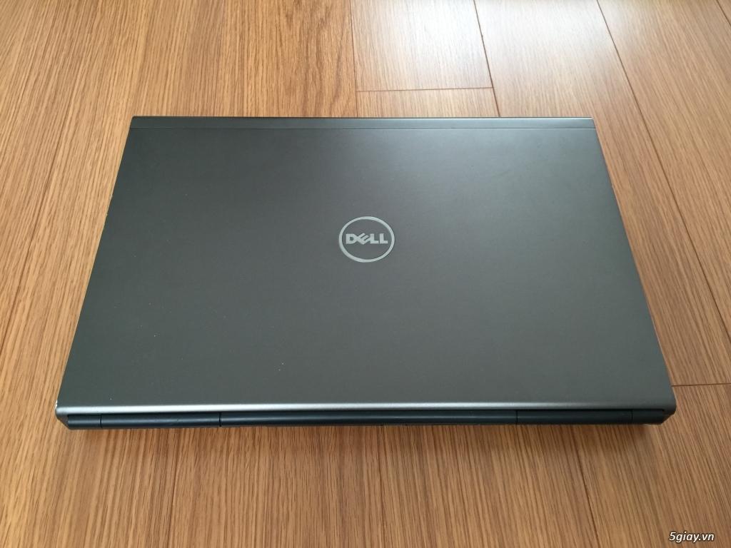 """Dell Precision M6800 / i7 4810MQ / 16GB / SSD 256GB  / VGA M6100 / 17.3"""" FHD (hàng xách tay Mỹ)"""