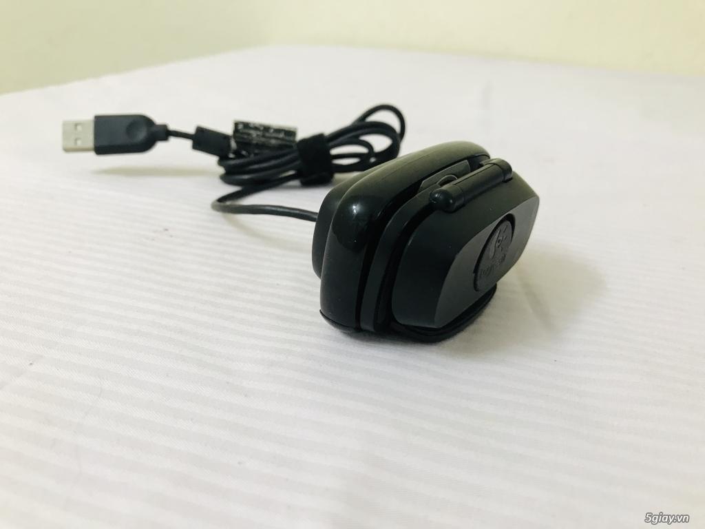 Webcame chuyên Livestream Full HD Logitech - 3