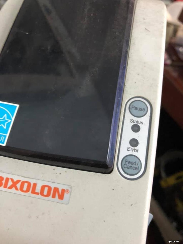 Máy in tem, mã vạch Bixonlon slp-d220, in nhiệt loại decal dán, 700k - 3