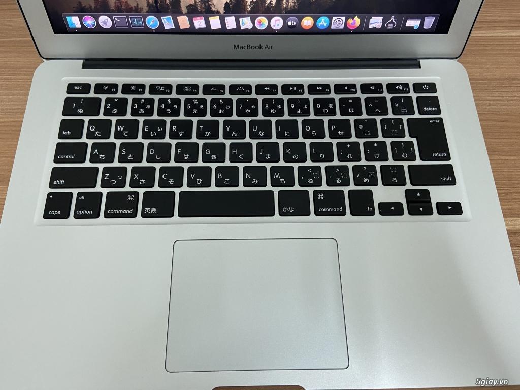 Cần bán macbook air 2015 13 inch ram 8gb còn mới - 1
