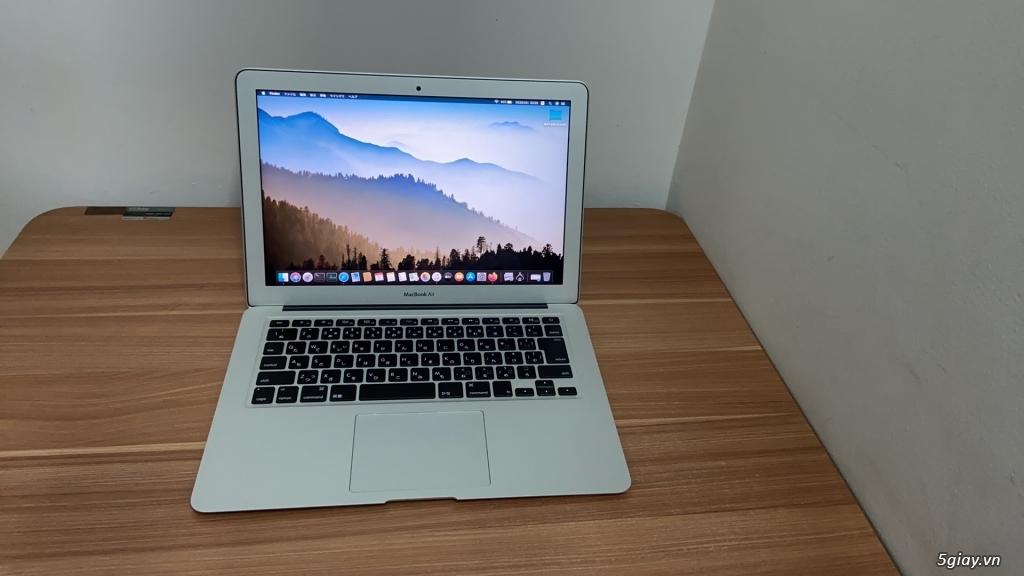 Cần bán macbook air 2015 13 inch ram 8gb còn mới