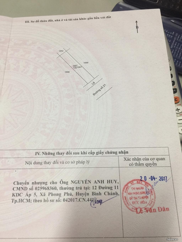 Bán đất nền chính chủ khu dân cư Tân Đô, rẻ hơn sàn 300 triệu đồng - 5