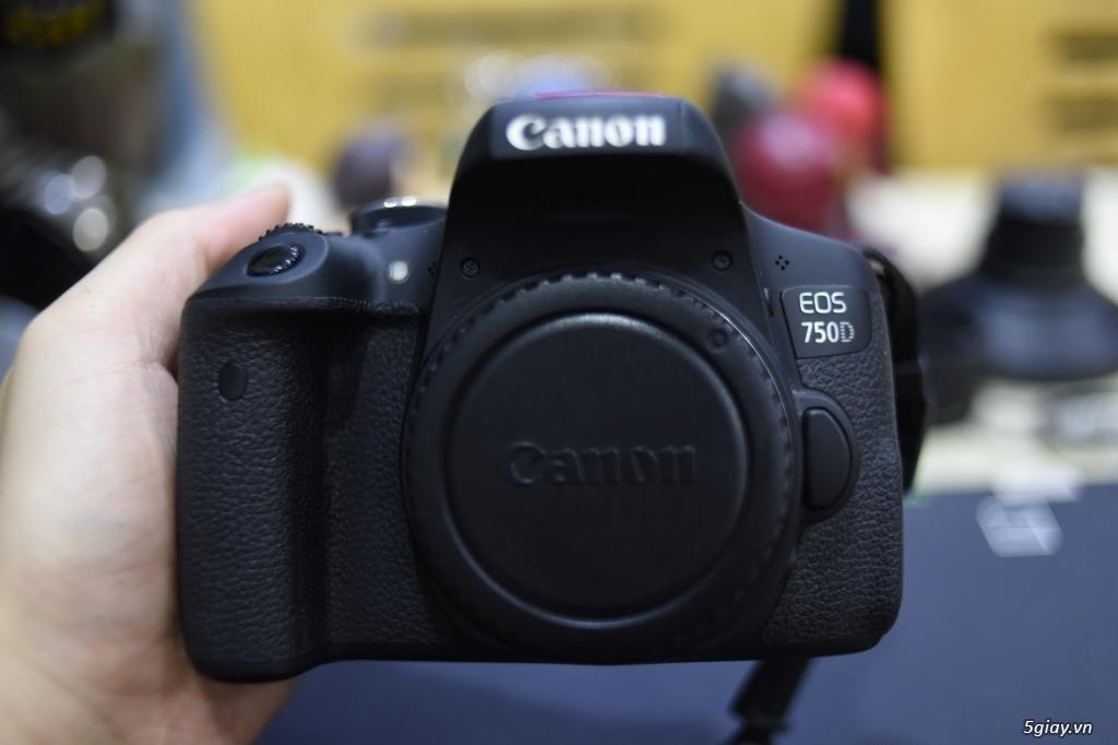 Tổng hợp các dòng máy ảnh Canon - Nikon - Sony dành cho người mới - 1