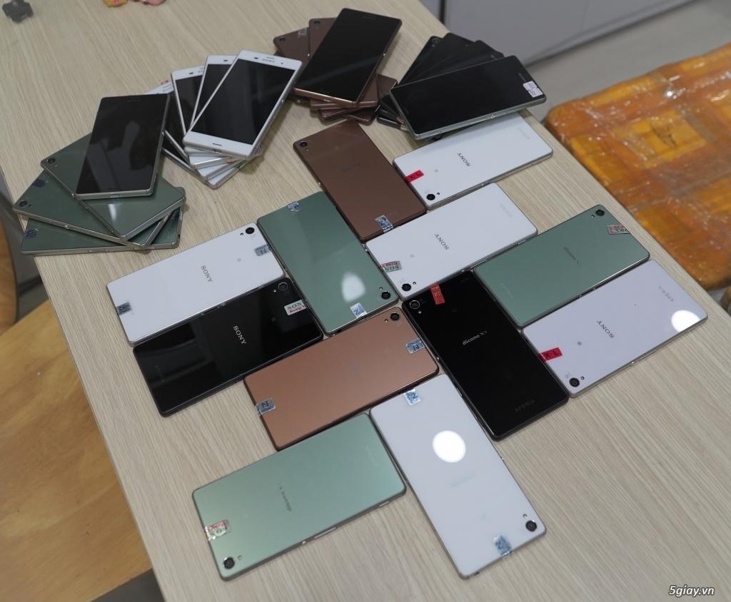 ✅✅ Tin được không? Điện thoại Sony Z3 đẹp lung linh mà giá chỉ 1tr190k - 3