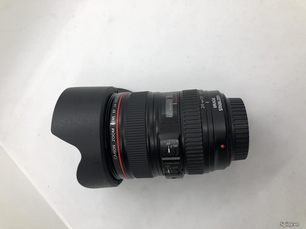 Superlens L đa dụng EF 24-105mm f4 IS USM - 1