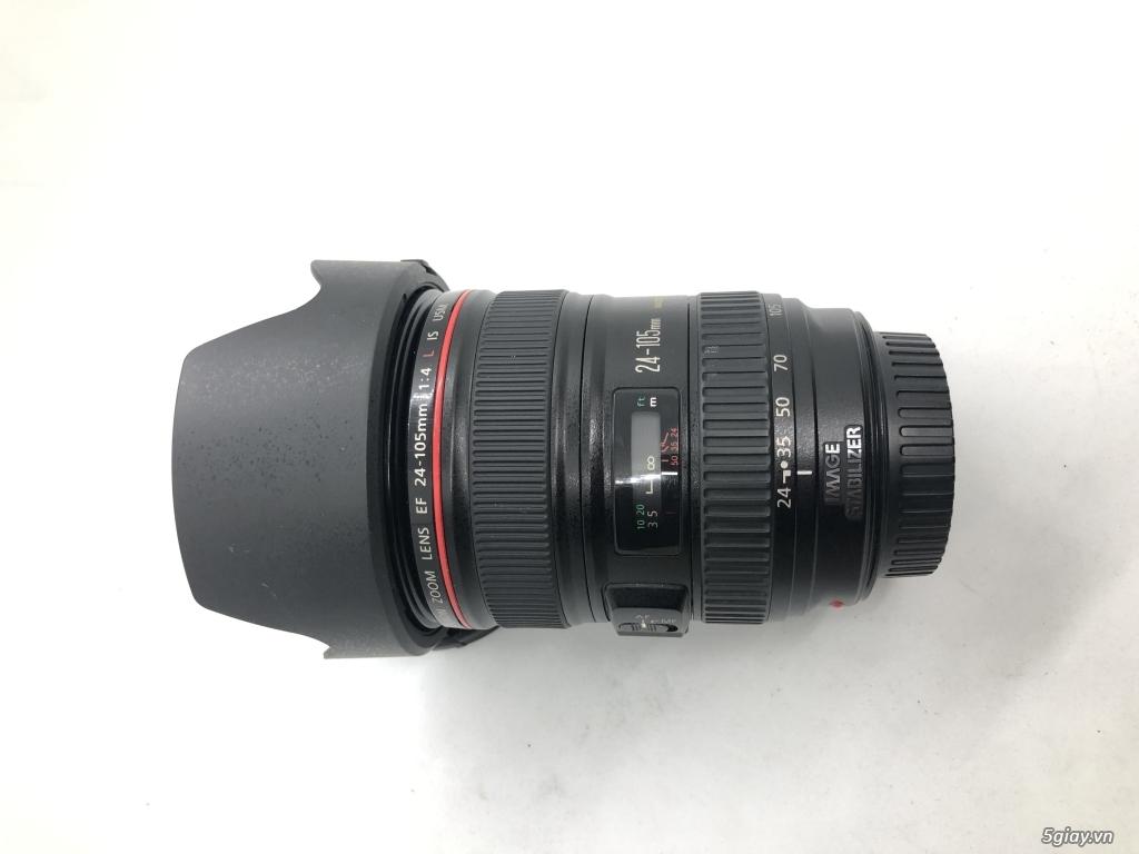 Superlens L đa dụng EF 24-105mm f4 IS USM