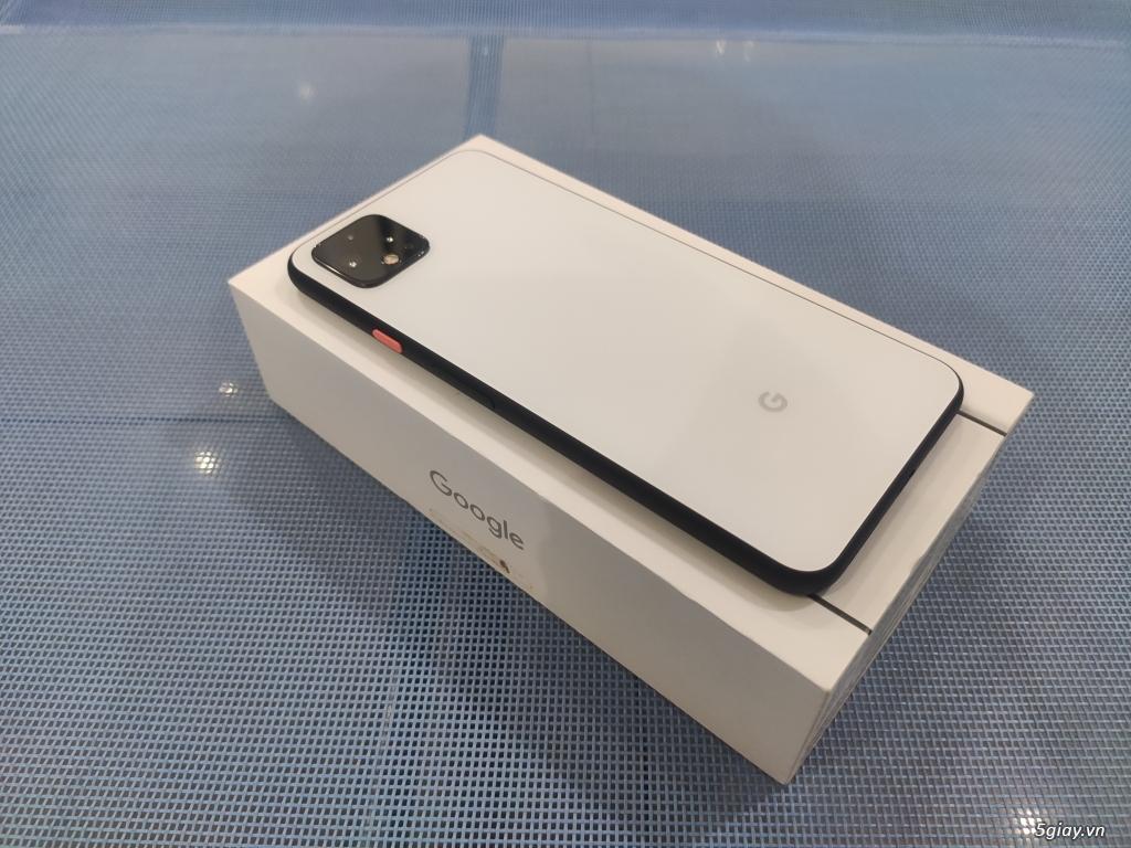 Google Pixel 4 XL 64GB Canada fullbox trùng imei, likenew 99.9% - 2