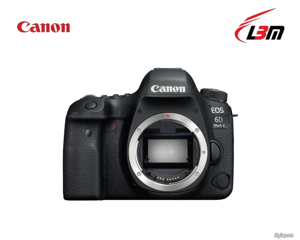 Cần tìm Canon 6D2 ( 6D marrk II ) chính hãng LBM - 1