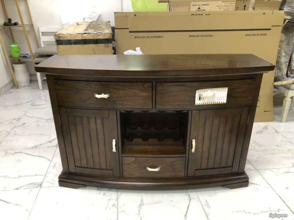 nội thất đồ gỗ xuất qua HÀ LAN_ bể hợp đồng thanh lý giá rẻ - 46