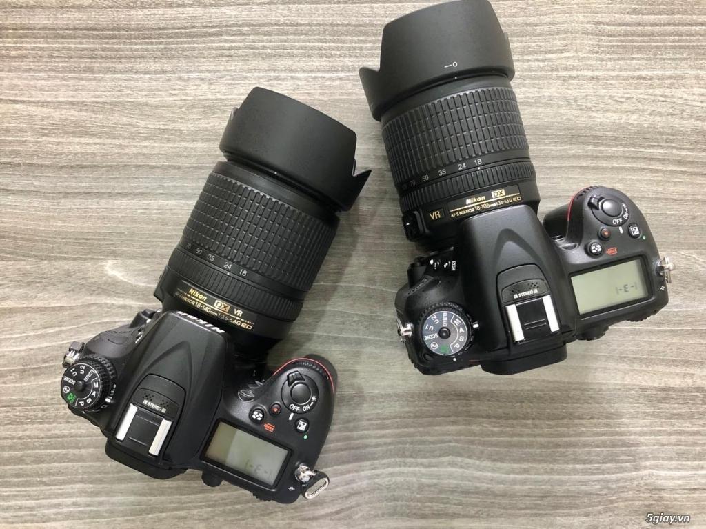 Body & Lens Nikon, Full-Frame & Crop các loại - 1