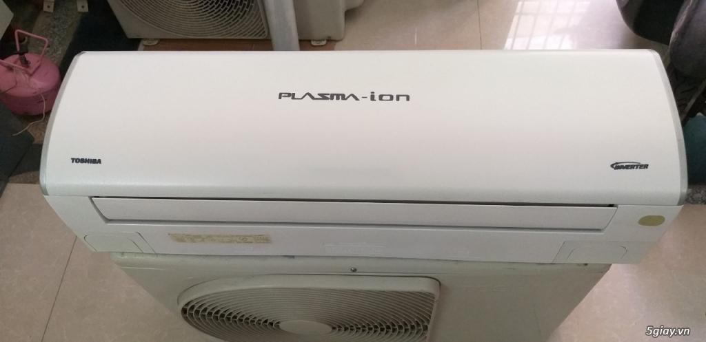 Máy lạnh cũ nội địa nhật Toshiba vào mùa mưa bão - 23