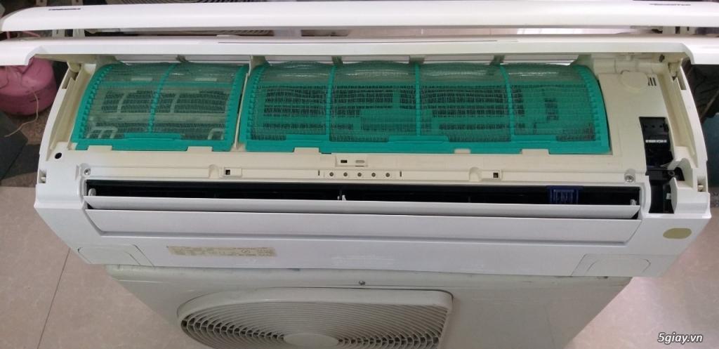 Máy lạnh cũ nội địa nhật Toshiba vào mùa mưa bão - 24