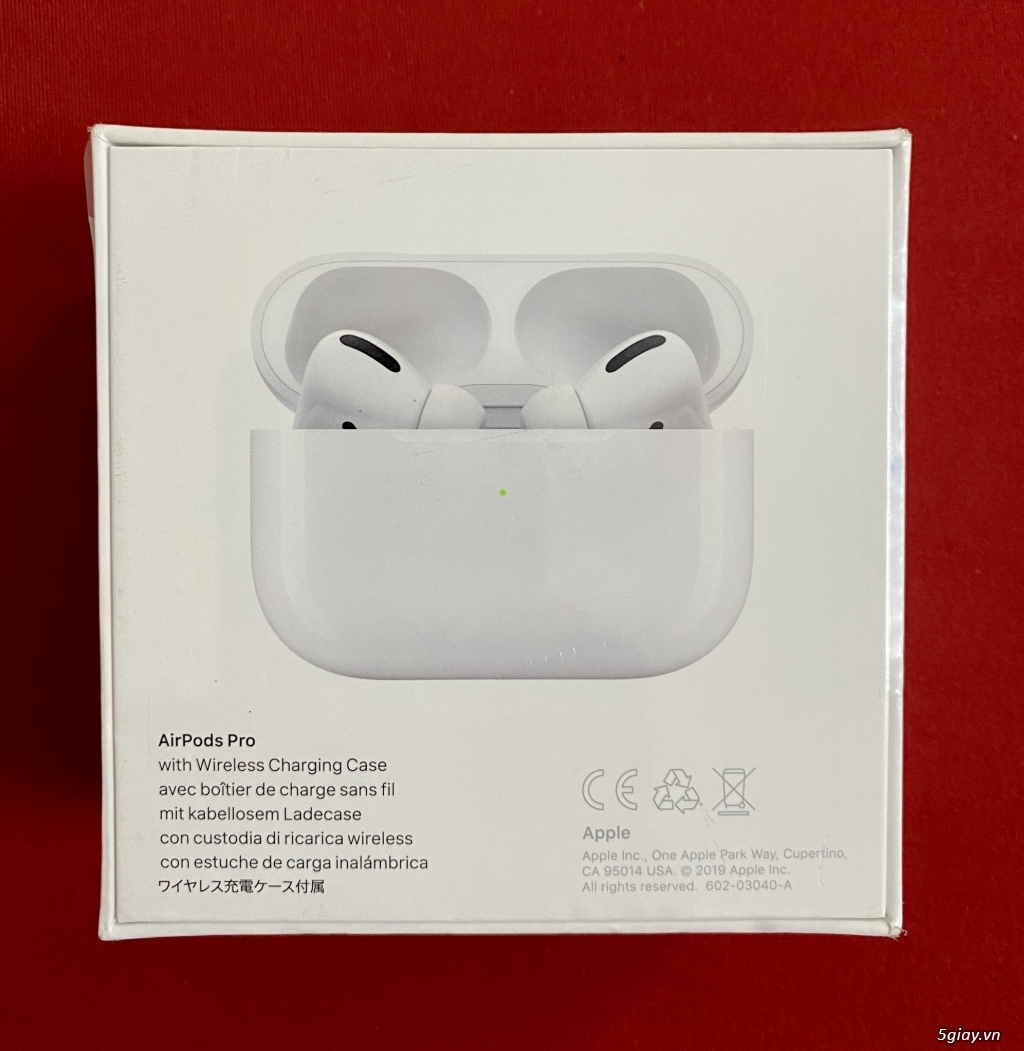 Airpods Pro New Seal - 3