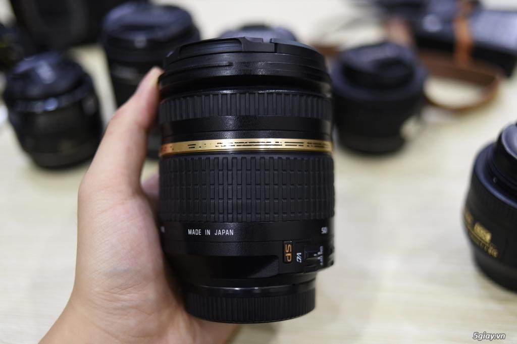 Khuyến mãi: Xả hàng vài em lens Nikon giá cực tốt!! - 7