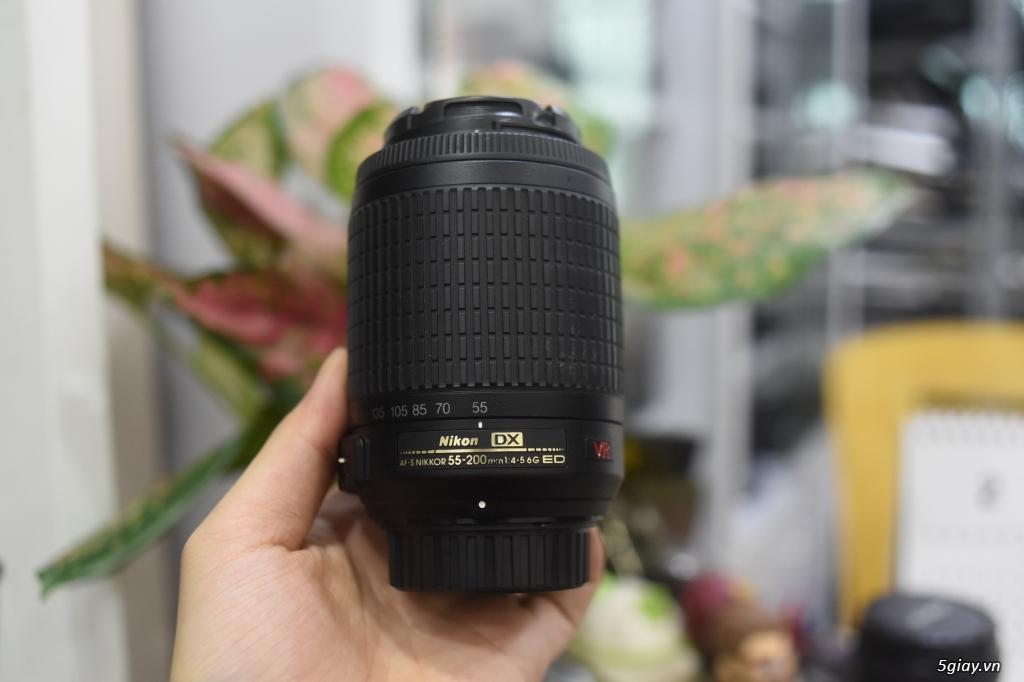 Khuyến mãi: Xả hàng vài em lens Nikon giá cực tốt!!