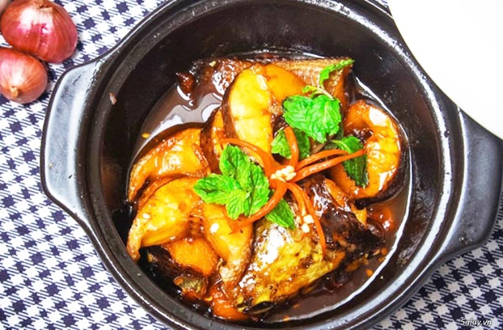Đậm đà món cá kho ngũ vị hương - 3