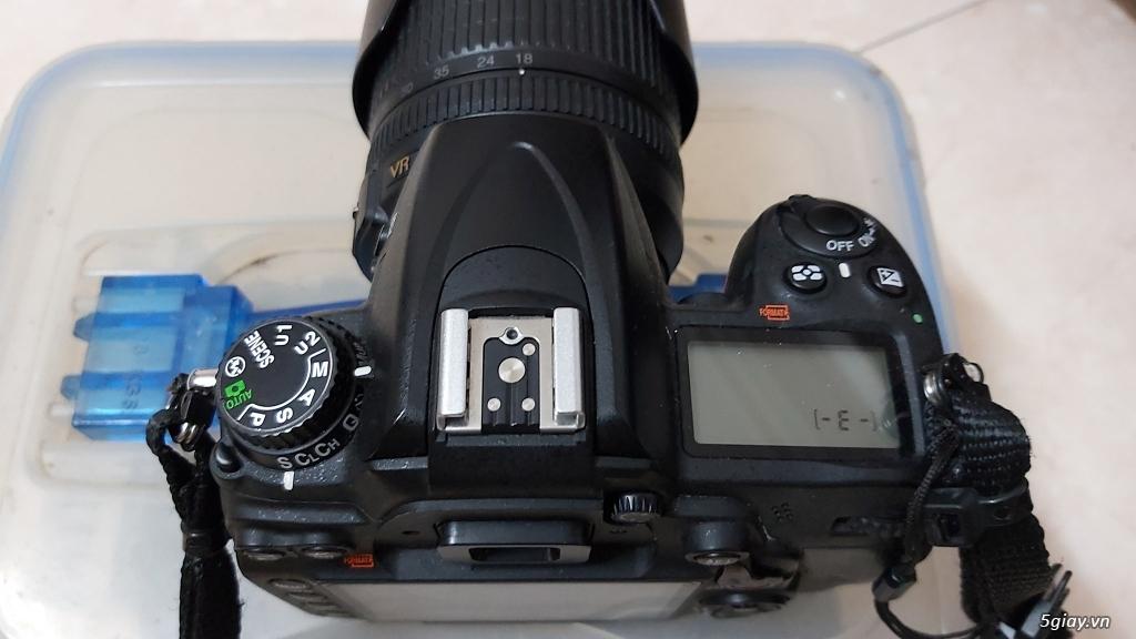 Cần bán máy NIKON D7000 + Lens - 2