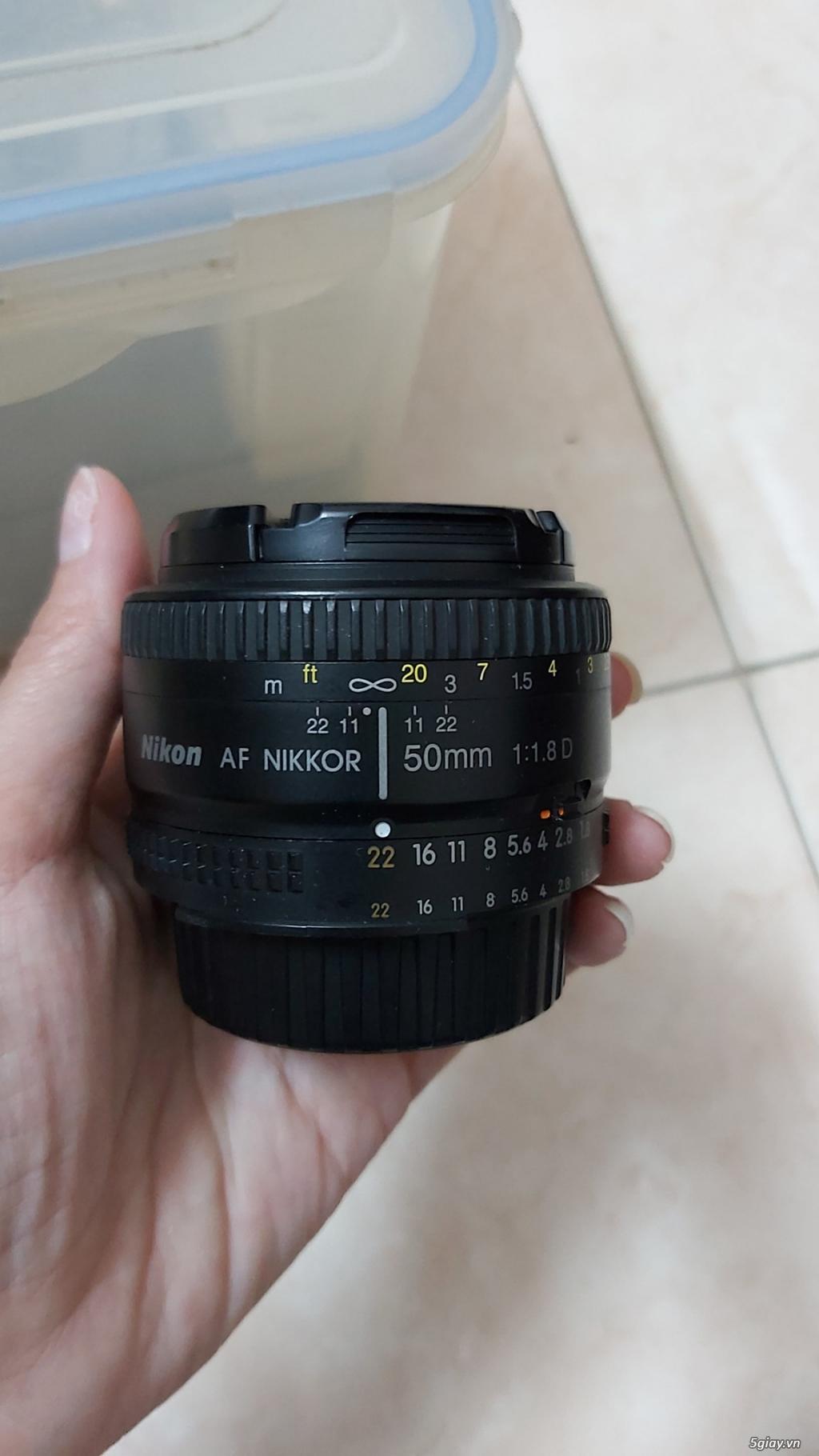 Cần bán máy NIKON D7000 + Lens - 1