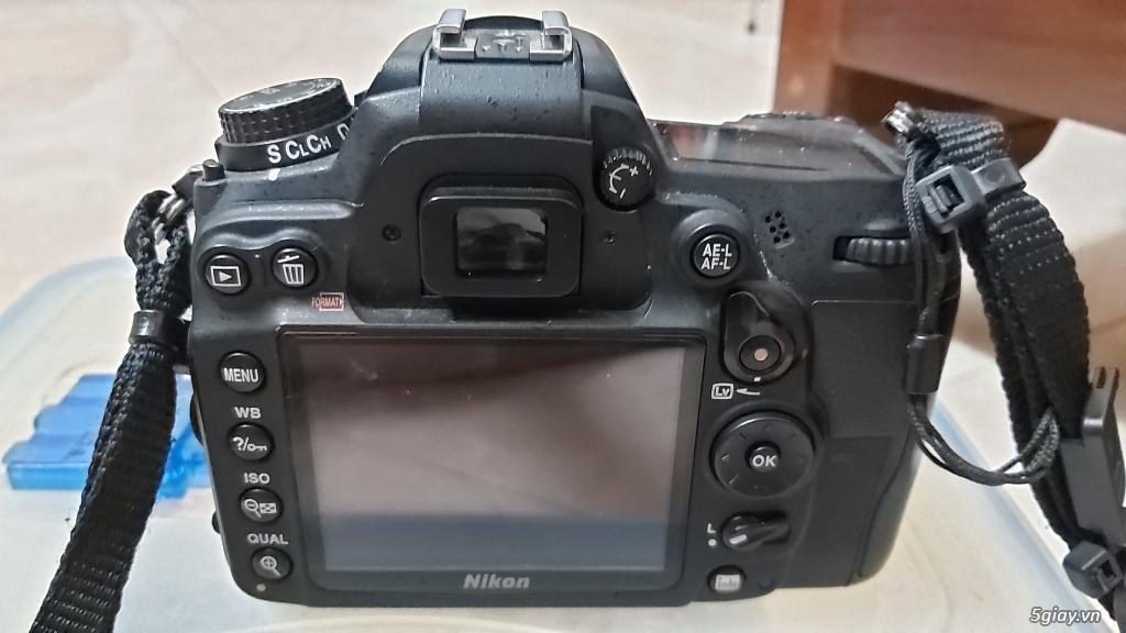 Cần bán máy NIKON D7000 + Lens - 3