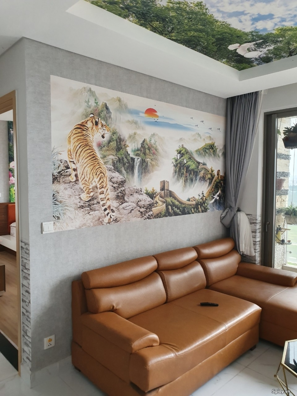 cho thuê căn hộ An Gia Riverside Q7 3 phòng ngủ full nội thất - 1