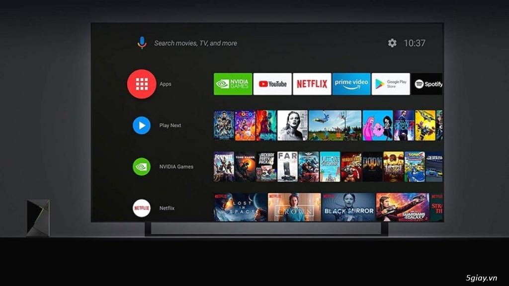 NVIDIA Shield TV Pro 4K HDR 2019 / 16GB