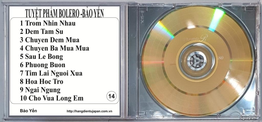 Đĩa Nhạc CD Phono Mitsubishi Chất Lượng Cao - 14