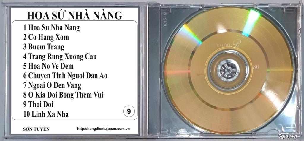 Đĩa Nhạc CD Phono Mitsubishi Chất Lượng Cao - 9