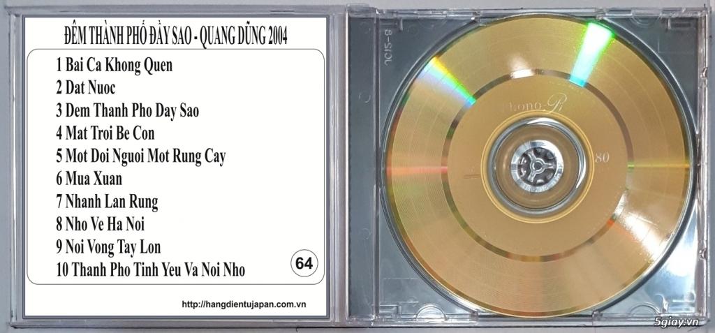 Đĩa Nhạc CD Phono Mitsubishi Chất Lượng Cao - 8