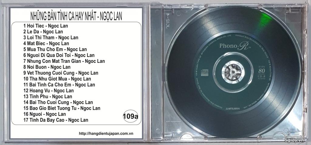 Đĩa Nhạc CD Phono Mitsubishi Chất Lượng Cao - 10