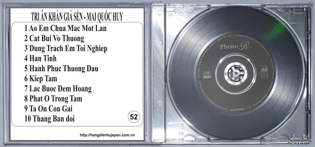 Đĩa Nhạc CD Phono Mitsubishi Chất Lượng Cao - 3