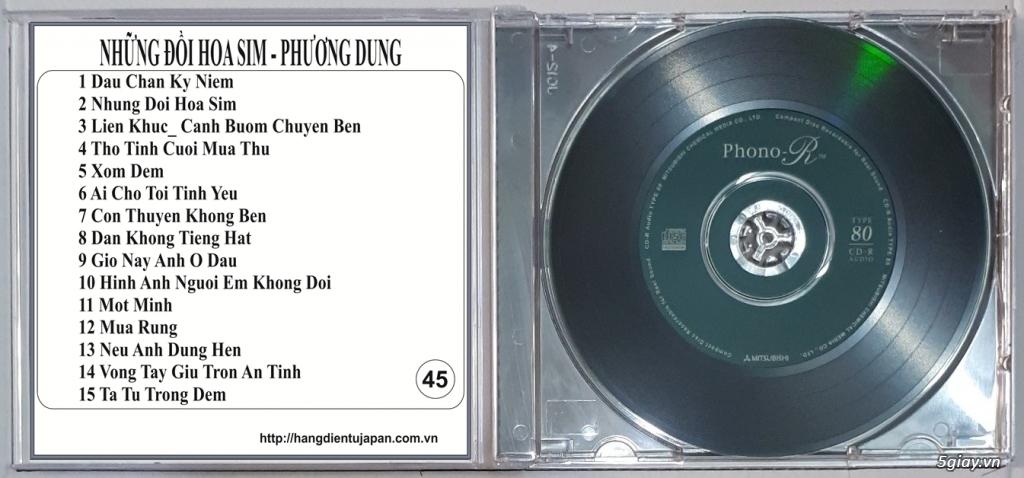 Đĩa Nhạc CD Phono Mitsubishi Chất Lượng Cao - 46
