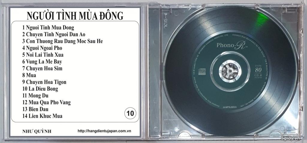 Đĩa Nhạc CD Phono Mitsubishi Chất Lượng Cao - 7