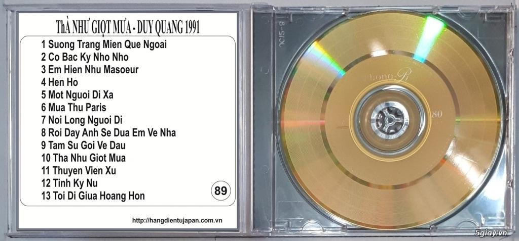 Đĩa Nhạc CD Phono Mitsubishi Chất Lượng Cao - 37
