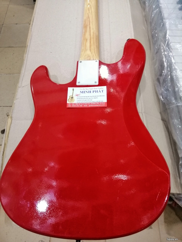 Bán đàn guitar điện cổ nhac - guitar điện vọng cổ giá rẻ tphcm - 22