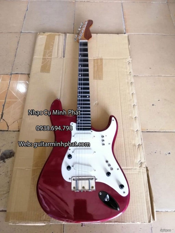 Bán đàn guitar điện cổ nhac - guitar điện vọng cổ giá rẻ tphcm - 13