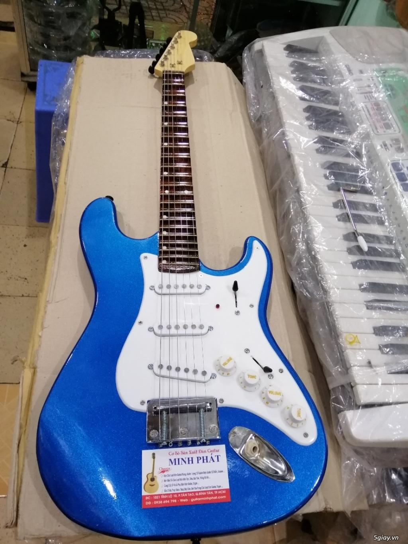 Bán đàn guitar điện cổ nhac - guitar điện vọng cổ giá rẻ tphcm - 17