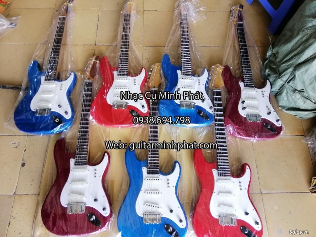 Bán đàn guitar điện cổ nhac - guitar điện vọng cổ giá rẻ tphcm - 14
