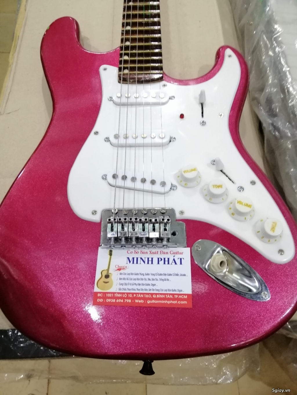 Bán đàn guitar điện cổ nhac - guitar điện vọng cổ giá rẻ tphcm - 24