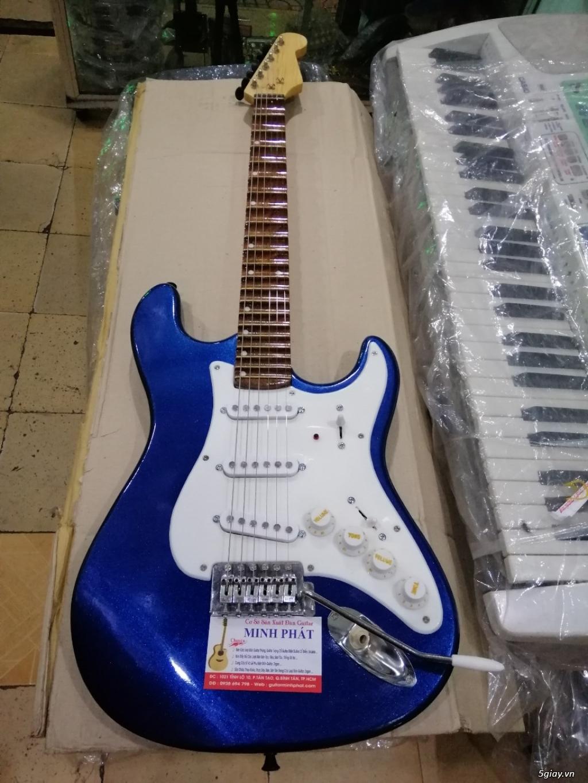 Bán đàn guitar điện cổ nhac - guitar điện vọng cổ giá rẻ tphcm - 21