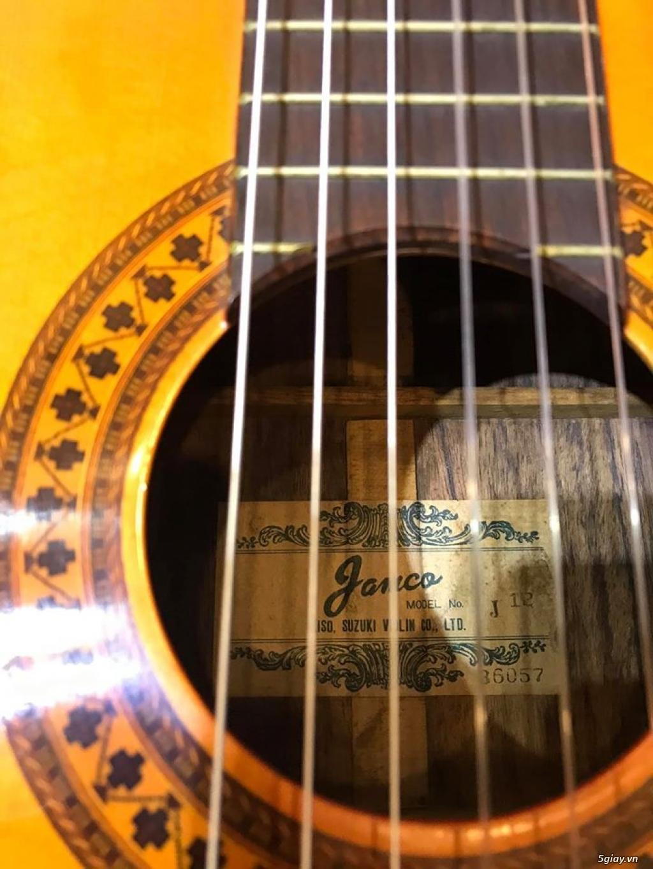 Cần bán : Guitar Yamaha nội địa Nhật - 9