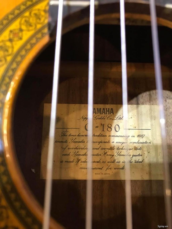 Cần bán : Guitar Yamaha nội địa Nhật - 3