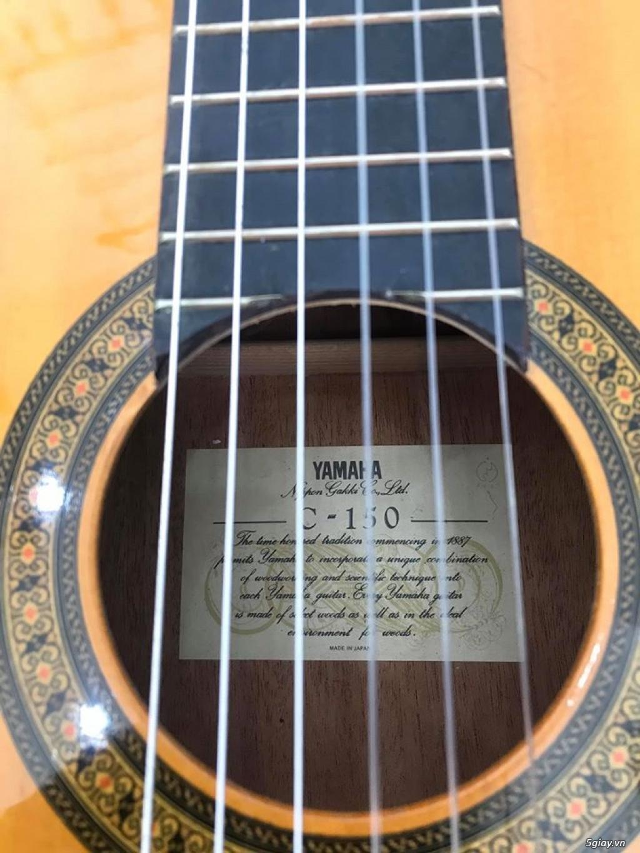 Cần bán : Guitar Yamaha nội địa Nhật - 13