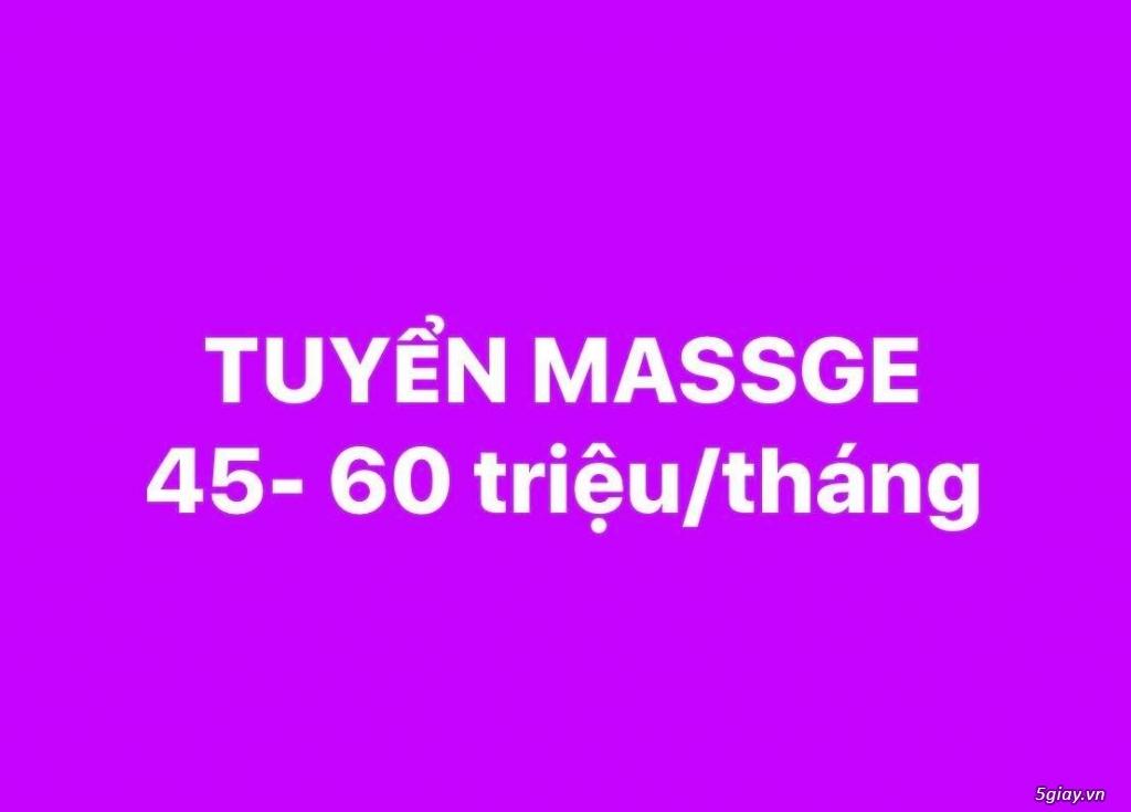 Sky1 tuyển 10 ktv nữ massage tại nhà
