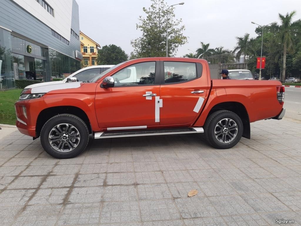 Mitsubishi TRITON - ÔNG VUA ĐỊA HÌNH - 7