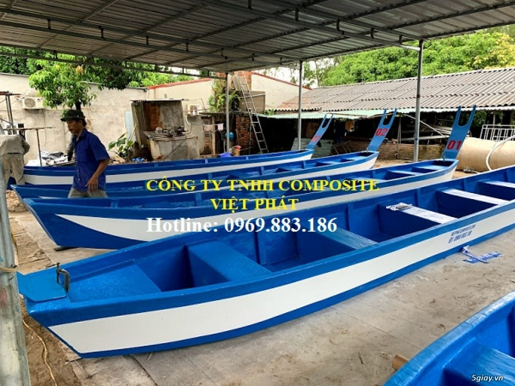 Thuyền đua composite, thuyền đua truyền thống - 4