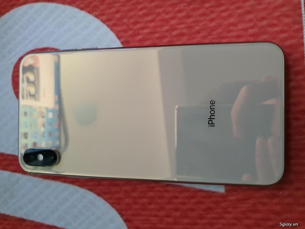 Bán iPhone Xs Max 256gb Gold Lock 99%, iPhone 11 Pro Max 64gb quốc tế