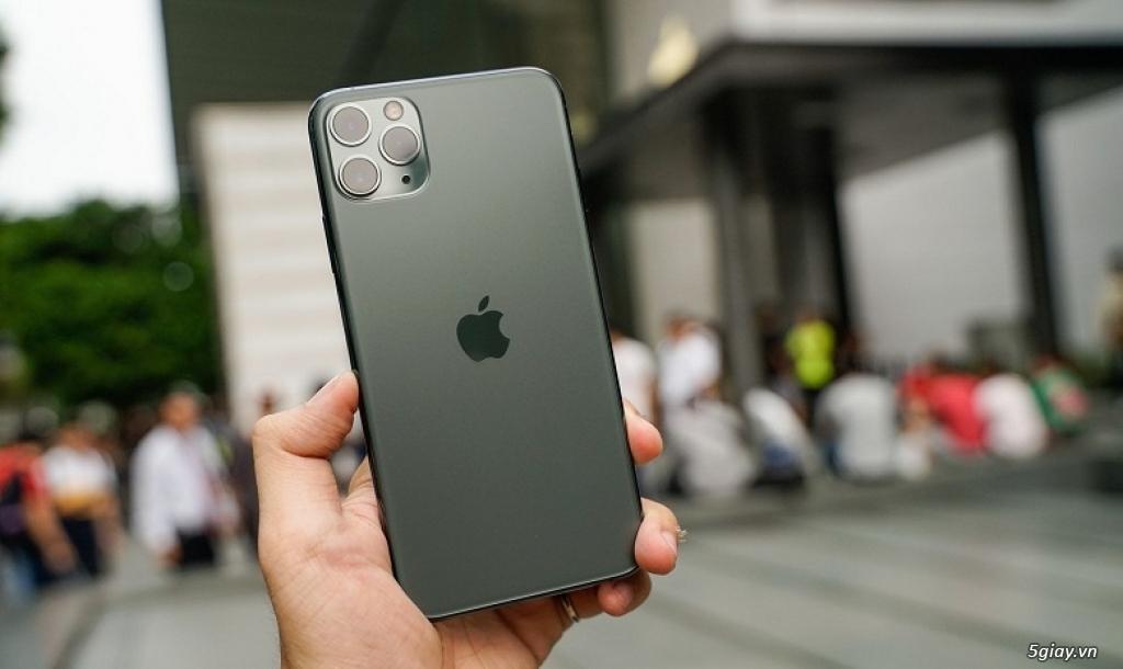 Bán iPhone Xs Max 256gb Gold Lock 99%, iPhone 11 Pro Max 64gb quốc tế - 6